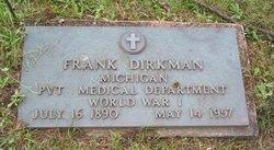 Frank Dirkman