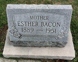 Esther <I>Betz</I> Bacon