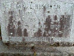 Earl L Hussey, Jr