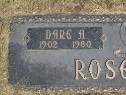 Dare A. Rosemeyer