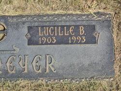 Lucille B. Rosemeyer