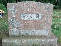 Betty M Heath