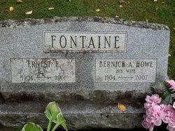 Bernice A <I>Howe</I> Fontaine