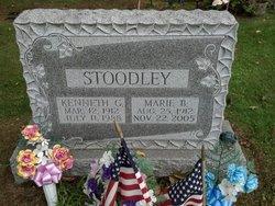 Marie B <I>Therberge</I> Stoodley