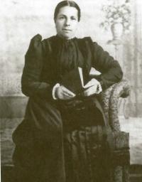 Martha Ann <I>Bench</I> Kilfoyle