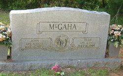 Ollie McGaha
