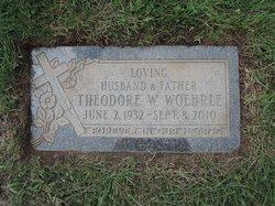 "Theodore ""Ted"" Woehrle"