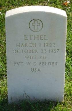 Ethel Felder
