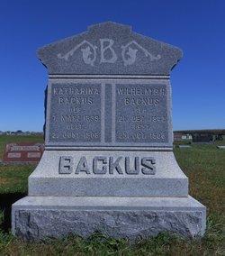 Wilhelm B. H. Backus