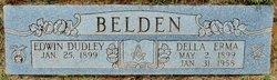 Edwin Dudley Belden