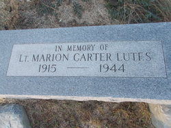 Marion Carter Lutes