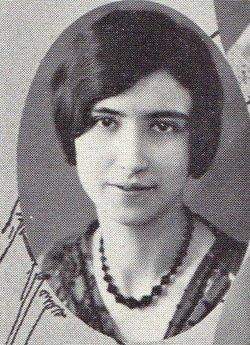 Julia Margaret <I>Rowe</I> Curry