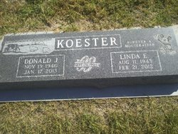 "Donald Joseph ""Donnie"" Koester"