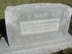 Clyde V. Addington