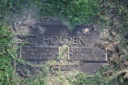 Virginia Ruth <I>Smith</I> Holden