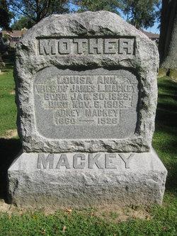 Louisa Ann <I>Kirk</I> Mackey
