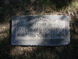 Ernest G. Malmstrom