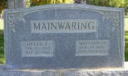 William Orson Mainwaring