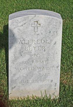 Alfred J. Beyer