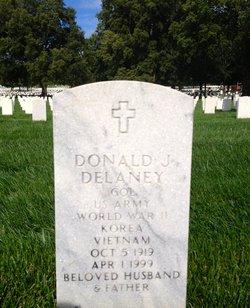 Donald James Delaney