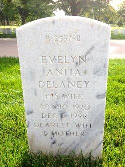 Evelyn Anita Delaney