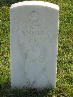 Fred Demmler
