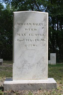 William Baley