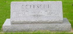George G Gottsche