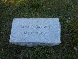Alva S Brown