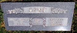 Kirby John Orme