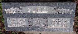 Fern Adline <I>Smith</I> Fuell