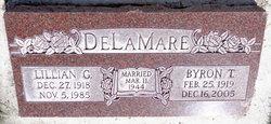 Lillian M Delamare