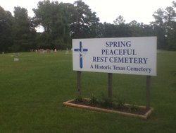 Spring Peaceful Rest Cemetery