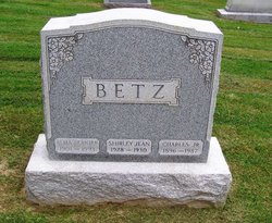 Shirley Jean Betz