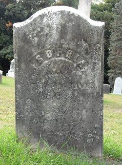 Sophia <I>Church</I> Graves