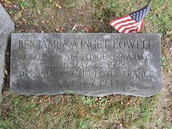 Benjamin Winget Lowell