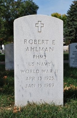 Robert Edwin Ahlman