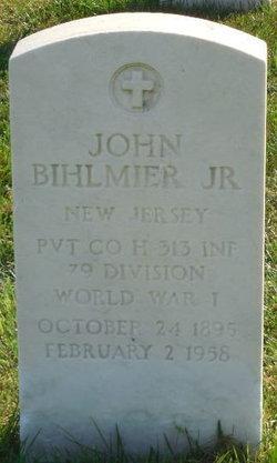 John Bihlmier, Jr
