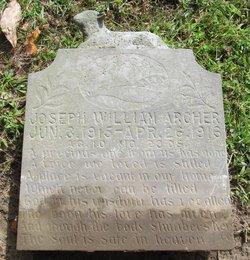 Joseph William Archer