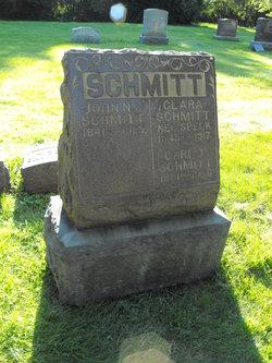 John Nicholas Schmitt
