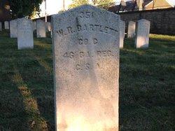 Pvt William R. Bartlett