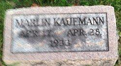 Marlin George Kaufmann