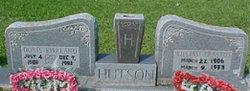 William Erastus Hutson, Sr