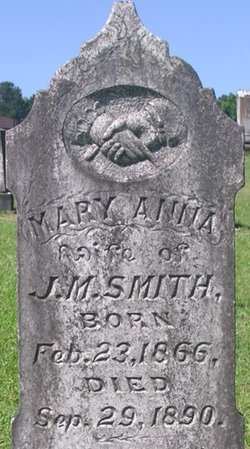 Mary Anna <I>Armstrong</I> Smith