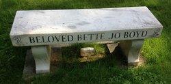 Bette Jo Boyd
