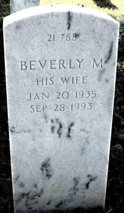 Beverly M Simpson