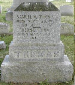 Samuel N Thomas