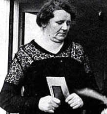 Angela Franziska Johanna <I>Hitler</I> Hammitzsch