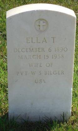 Ella T Bilger
