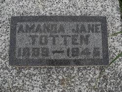 Amanda Jane <I>Smith</I> Totten